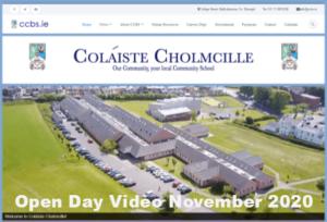 CCBS Open Day November 2020